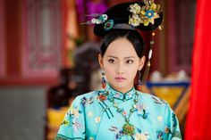 Jenny Zhang in Palace II (TV series)