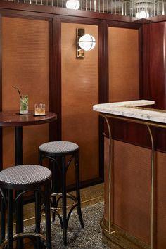 Anahi Restaurant in Paris by Humbert & Poyet.