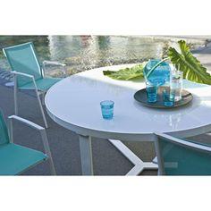 Salon de jardin 6 places Proloisirs | | JARDIN | | Pinterest ...