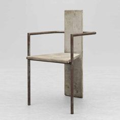 Silla de hormigón   -   'Concrete' chair