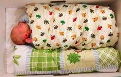 Finnish Baby Box - A maternity package for expectant parents