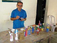 Arte Popular do Brasil: Manuel Eudócio