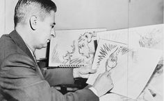 10 Stories Behind The Stories... Interesting Facts About Dr. Seuss' Most Popular Books