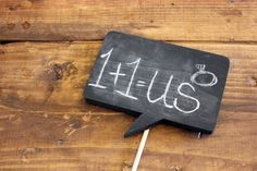 wedding chalkboard photo booth prop . counrty barn by montanasnow