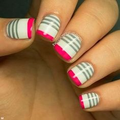 Cool & Trendy new Nail Art 2014