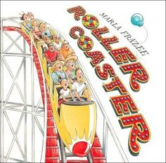 Roller Coaster by Marla Frazee. I used this book to talk about small moments in personal narratives.the kids loved this book (Grade Writing Mentor Texts, Writing Traits, Personal Narrative Writing, Writing Lessons, Teaching Writing, Writing Activities, Writing Ideas, Personal Narratives, Teaching Ideas