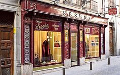 Madrid: shopping at Capas Seseña  A visit to one of Madrid's most historic and fashionable shops sets Annie Bennett on a stylish tour of the Spanish capital.