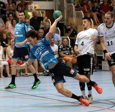 Der HC Erlangen gewinnt im DHB-Pokal gegen TVS Bayer Dormagen mit 33:26 (hier: #23 - Ole Rahmel) #hcerlangen #erlangen #hlstudios #Handball-Bundesliga #dkbhbl #hce #wirsindwiederda  #DHBPokal  www.hc-erlangen.de #erlangen_bilder