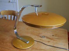 Art Deco Desk Lamp By Fase.