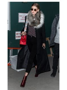 #street style#fashion-trends #style#fashion-week#fall-fashion#fashion#women's fashion#men's fashion #NYFW#gigihadid