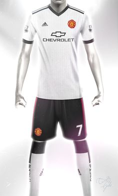 664553ed1 Conceptual Manchester United Away kit design