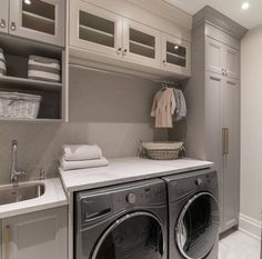 Amazing Laundry Closet Ideas To Save Space And Get Organized. Below are the Laundry Closet Ideas To Save Space And Get Organized. This article about Laundry Closet Ideas To Save Closet Storage, Laundry Closet, Room Storage Diy, Farmhouse Laundry Room, Laundry Room Storage