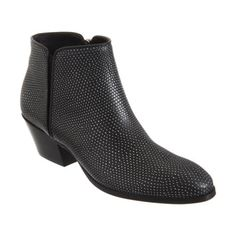 Giuseppe Zanotti Stamped Side Zip Ankle Boot at Barneys.com