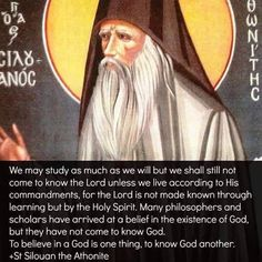 Silouan the Athonite Quote Meme Christian Spiritual Quotes, Spiritual Words, Christian Quotes, Catholic Quotes, Catholic Prayers, Religious Quotes, Church Quotes, Christian Love, Christian Faith