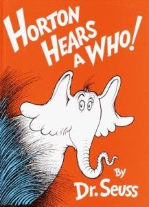Horton Has a Heart…Lessons from Literature