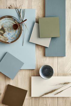 Trending Paint Colors, Paint Colors For Home, Colour Schemes, Color Trends, Design Trends, Interior Color Schemes, Room Colors, House Colors, Colours