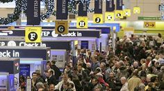London's Heathrow saw a record 73.4 million passengers travel through the airport last year.