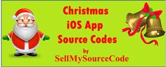 Christmas IOS App Source Codes Offered By SellMySourceCode #iossourcecode