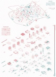 Common Ground by Diego Martin Sanchez and Noemi Gomez Lobo Plans Architecture, Architecture Panel, Architecture Graphics, Architecture Drawings, Landscape Architecture, Architecture Diagrams, Architecture Portfolio, Landscape Diagram, Landscape Design Plans