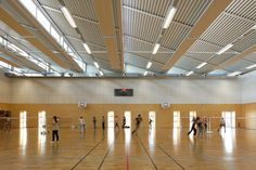 Sports Centre Hector Berlioz