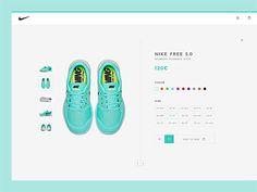 Nike redesign by Réka Tamás