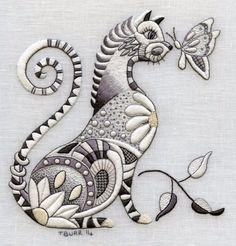 Gallery.ru / Фото #6 - Embroidery V - GWD
