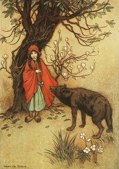 Little Red Riding Hood | Flickr - Photo Sharing!