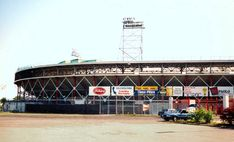 Silver Stadium - Former Home of the Rochester Red Wings - Rochester New York