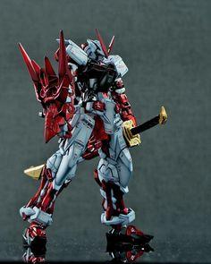 POINTNET.COM.HK - RG 1/144 Gundam Astray Red Frame 改