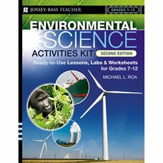Environmental Science Activities Book ~ Books