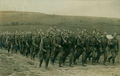 german troop march