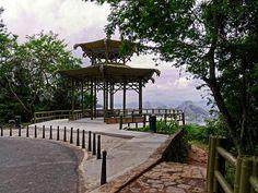 Vista Chinesa - Floresta da Tijuca - Mirante - Pão de Açúcar - Cristo Redentor - Rio de Janeiro - Brasil
