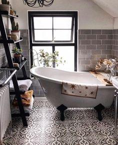 Bathroom Inspiration // My Dark Home The Perfect Scandinavian Style Home Upstairs Bathrooms, Dream Bathrooms, Beautiful Bathrooms, Bad Inspiration, Bathroom Inspiration, Home Decor Inspiration, Decor Ideas, Bathroom Inspo, Scandinavian Style Home