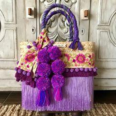 Potli Bags, Diy Tote Bag, Unique Purses, Boho Bags, Basket Bag, Handmade Bags, Bag Accessories, Sewing Crafts, Purses And Bags