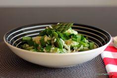 Schöner Tag noch!: Nachgekocht: Grüner Spargel-Risotto mit Bärlauch