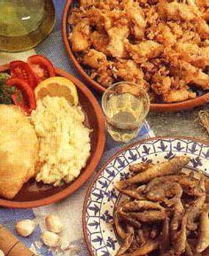 Greek food, Delicious! Delicious! Delicious!