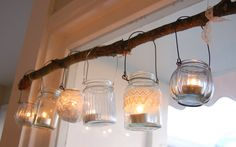 Nice (christmass) decoration.    Cecilies Lykke: DIY
