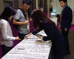 At Hong Kong Jewellery & Gem Fair 2013 Gems Jewelry, Jewellery, Hong Kong, Playing Cards, Gemstone Jewelry, Jewels, Schmuck, Playing Card Games, Jewelry Shop