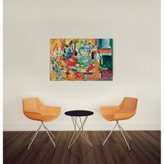 HANS HOFFMAN - Dominanza Orchestrale in giallo, 1954 90x60 cm #artprints #interior #design #art #print #iloveart #followart #Abstractart Scopri Descrizione e Prezzo http://www.artopweb.com/categorie/astratti/EC21919