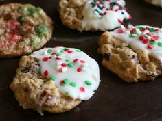 Cranberry oatmeal white chocolate cookies are as much a mouthful to say as they are to eat. You might also know them as Hooty Creeks. Chewy oatmeal cookies with a crispy edge are filled with tangy dried cranberries, buttery toasted pecans, rich white chocolate chips, and a burst of citrus flavor from a combination of...Read More »