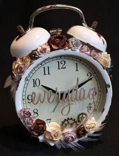 altered clock romantic