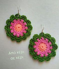 #από_χέρι_σε_χέρι #πλεκτό_κόσμημα #Κλεοπάτρα_Χρήστου #πλεκτο #κοσμημα #κολιε #χειροποιητακοσμηματα #χειροποιητο #γυναικα #μοδα #δωρο #αξεσουαρ #crochetnecklace #crochetjewelry #woman #handmade #crochet #fashion #accessories #style #art #gift #girl #love #colorful #wearit #spring #summer #jewel #earrings