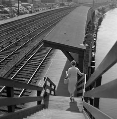 Photographs of everyday life in 1950s New York City discovered in an attic 45 years later   Creative Boom
