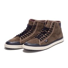 Goliath Autumn/Winter 2012 Men's Footwear Collection: Original & Functional Sporty Shoes With A Strong Classic Style Statement