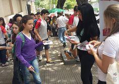 Ativação da ESPM 2015 - 1 no Colégio Santo Agostinho (BH)