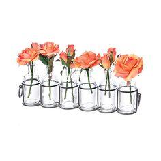 Sextet Bottle Vase | dotandbo.com