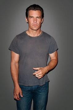 Josh Brolin. this man was in the champagne high episode of 21 jump street... and i'm probably the only 18 year old in 2013 who knew that... <3 and gangster squad was the bomb!