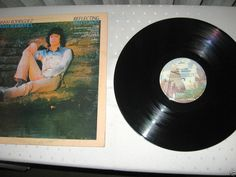 Johnny Rodriguez  - Reflecting CANADA 1976 Lp near mint