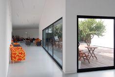 miguel arruda architects: elderly day care center - designboom | architecture