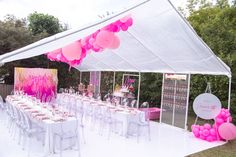 We were lucky enough to be apart of this amazing Birthday celebration creating a fun, bright and edgy Modern High Tea Setting! 21st Party, 18th Birthday Party, Birthday Party Themes, Birthday Celebration, Birthday Ideas, 21st Bday Ideas, 21st Birthday Decorations, Decoration Evenementielle, Backyard Birthday
